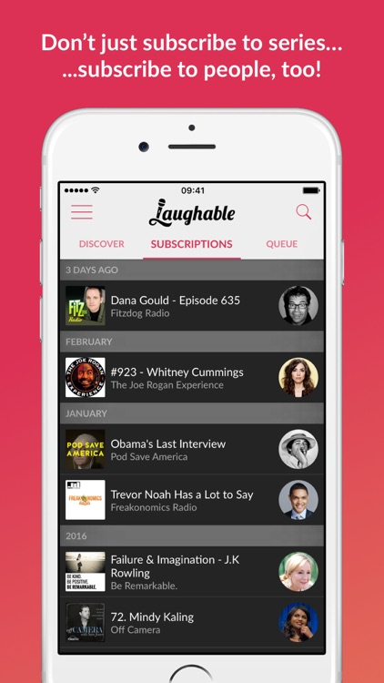 Laughable – Comedy Discovery