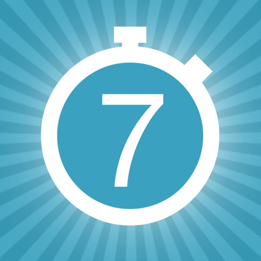 7 Minute Workout Challenge (Ad Supported) iOS App