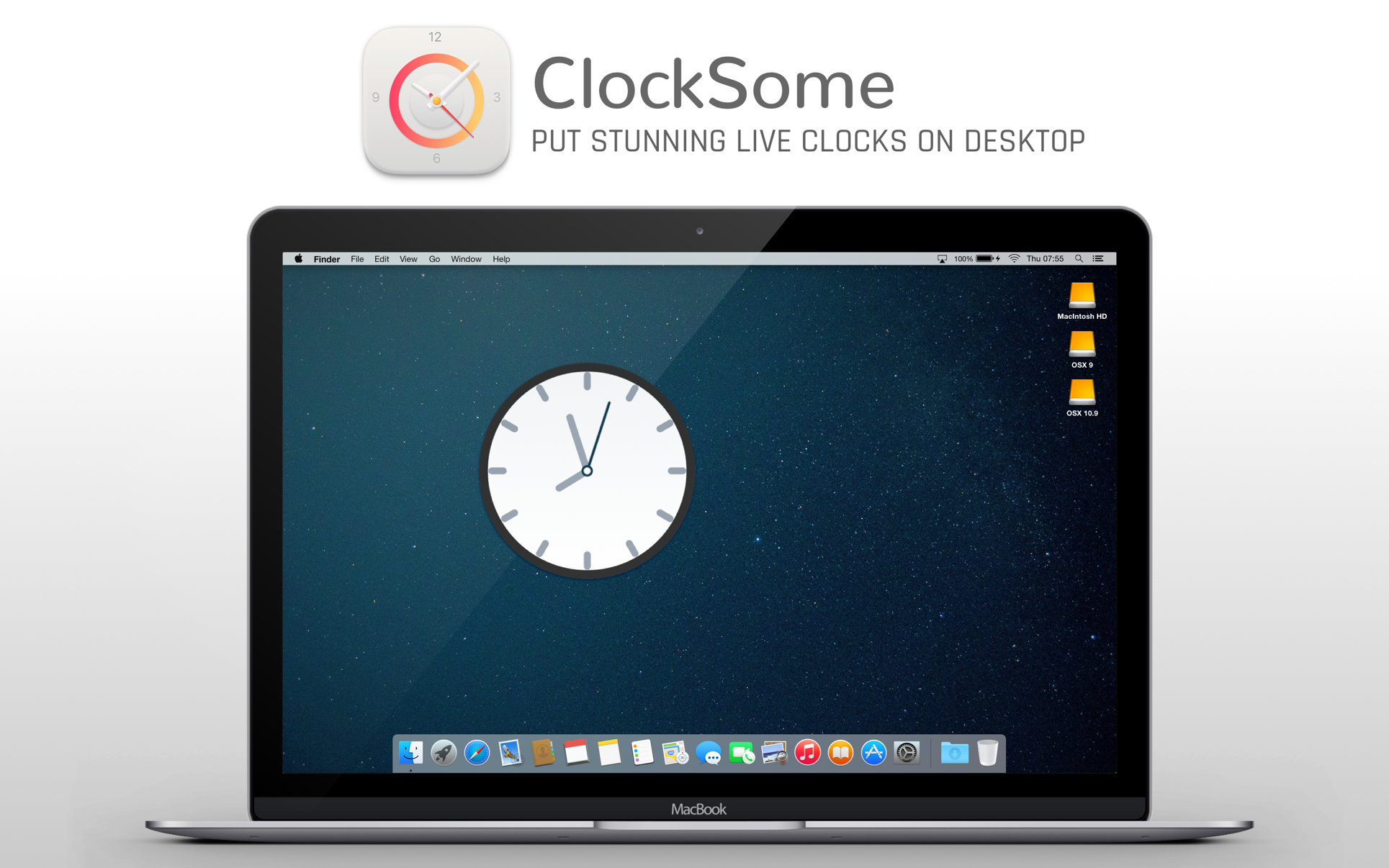 ClockSome