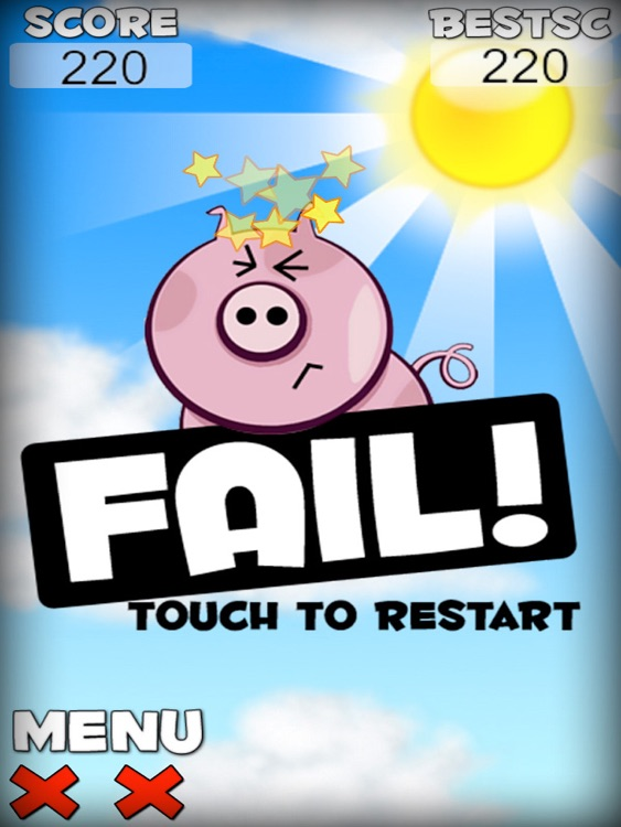 Dont Drop The Pig HD screenshot-4