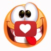 Love Talk - Share Emojis That Say Your Message