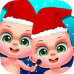 Christmas Twins Baby Care - Sweet Baby Daycare