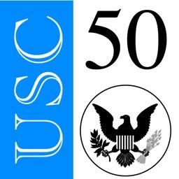50 USC - War and National Defense (LawStack Ser.)