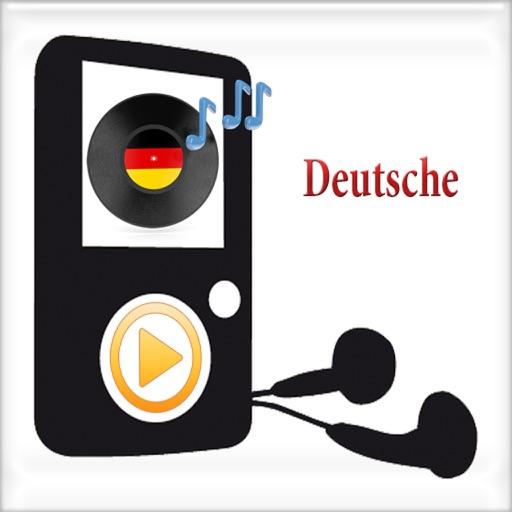 Deutsches Radiosender - Top Musik Player iOS App