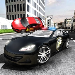 City Police Car Driving Simulator 3D