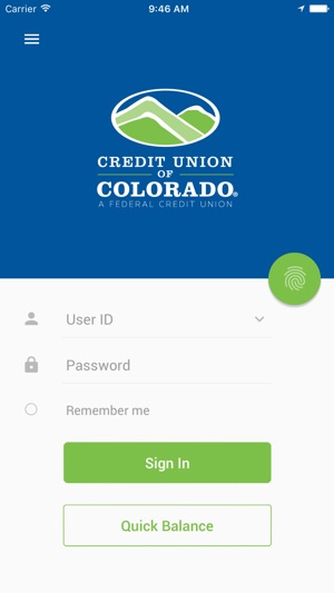 Credit union of colorado on the app store screenshots publicscrutiny Image collections