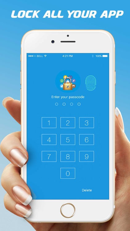 App Locker : App Lock, Hide, Safe with Fingerprint