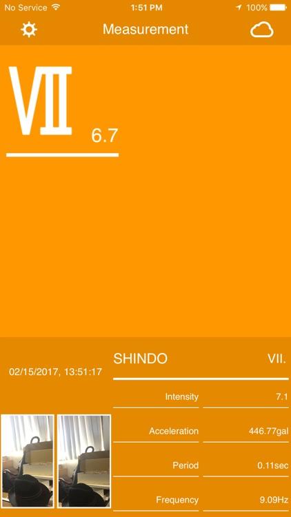iShindo - Seismic Intensity