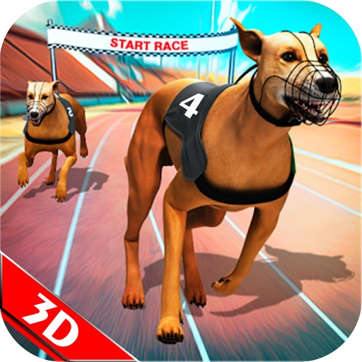 Crazy Racing Dog Simulator