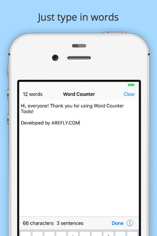 Word Counter Tools - náhled