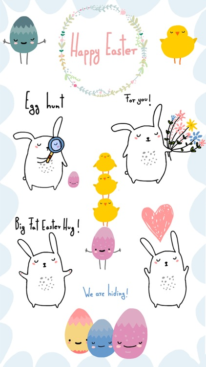 Fat Rabbit - Animated Easter Edition