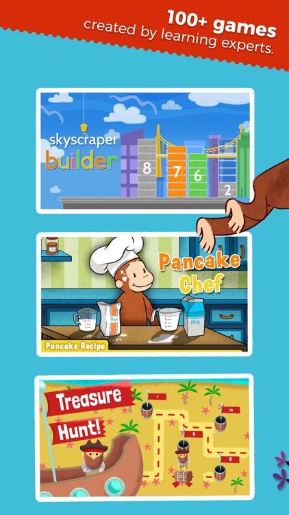 Curious World: Games, Videos, Books for Children screenshot-0