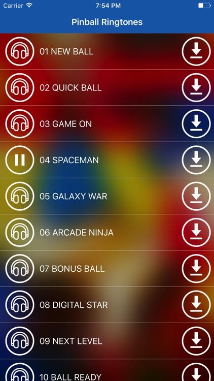 Pinball Ringtones – Amazing Gameplay Sounds Free