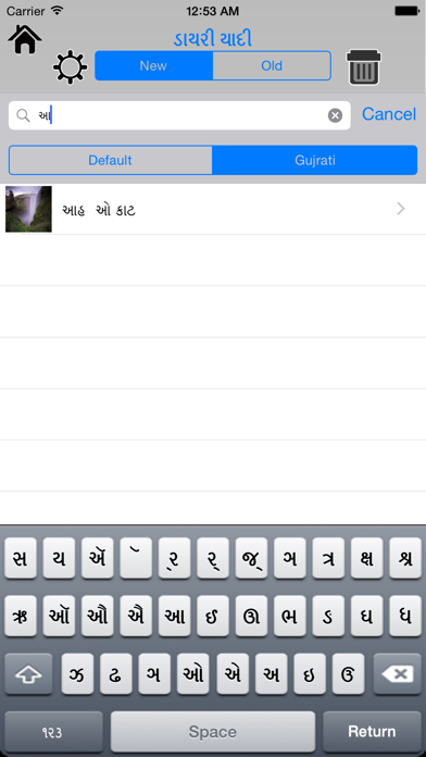 Gujarati Diary screenshot three