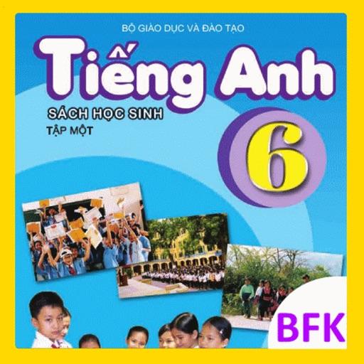 Tieng Anh 6 - English 6 - Tap 1