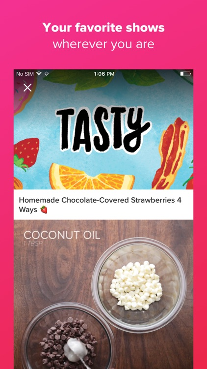 BuzzFeed — Quizzes, Video, News, and beyond screenshot-3