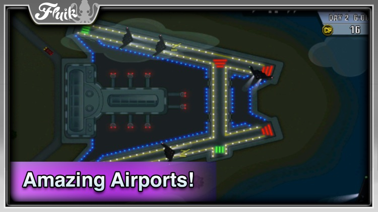 Airport Madness Challenge Lite screenshot-0