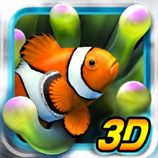 Sim Aquarium - Anemone Clownfish