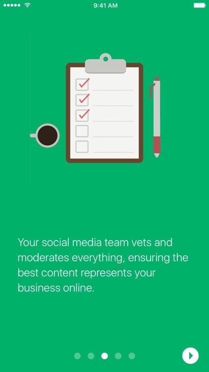 inTouch - Social Media screenshot-3