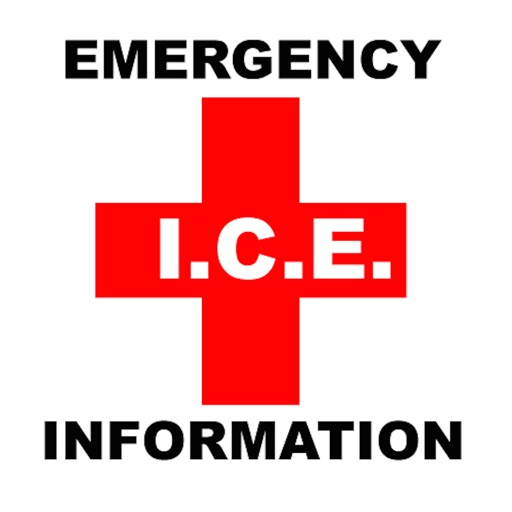 ICE - In Case of Emergency Vital Personal Data