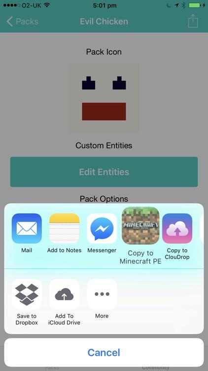 Add-Ons Studio for Minecraft screenshot-4