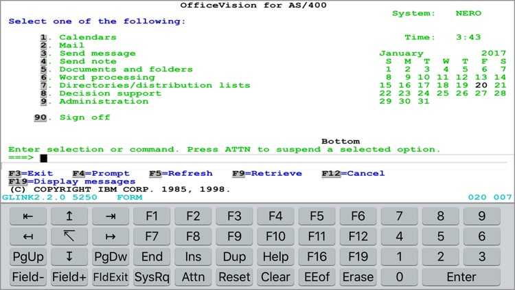 Glink 5250 Lite screenshot-3