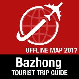 Bazhong Tourist Guide + Offline Map