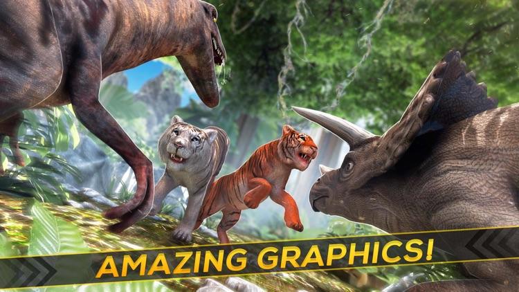 Jurassic Clan . Jungle Attack!