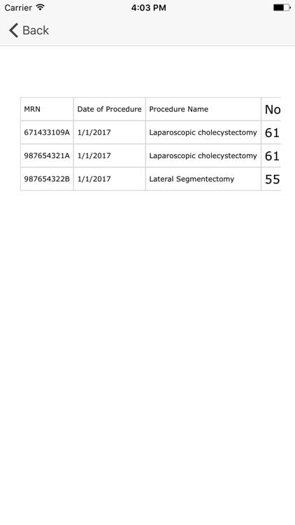 Procedure Logbook screenshot-3