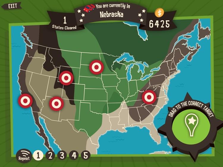 Geography Drive USA screenshot-4