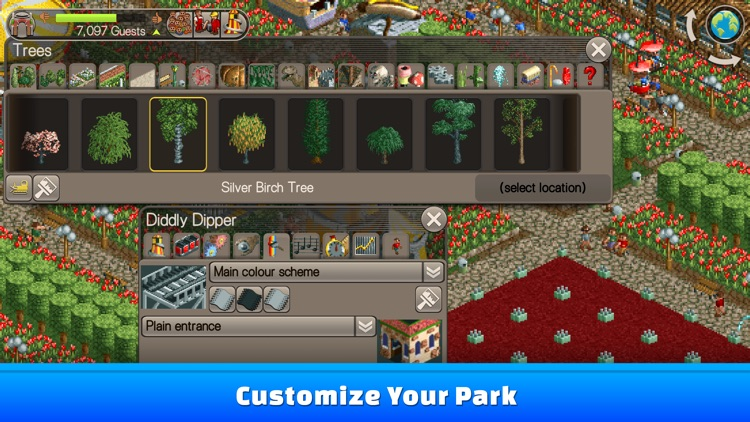 RollerCoaster Tycoon® Classic screenshot-3