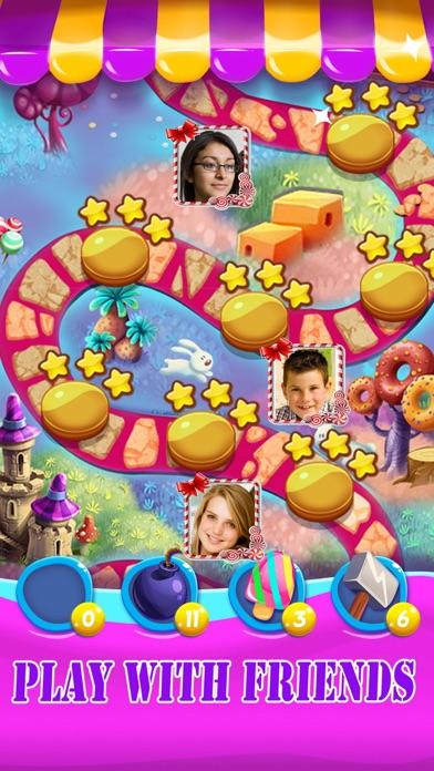 Jelly gems matching games screenshot four