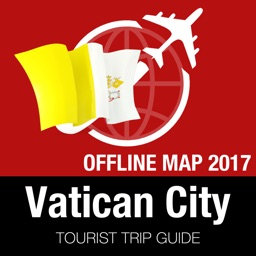 Vatican City Tourist Guide + Offline Map