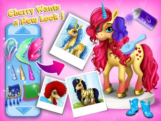 Pony Girls Horse Care Resort 2 - Style & Dress Up screenshot 7