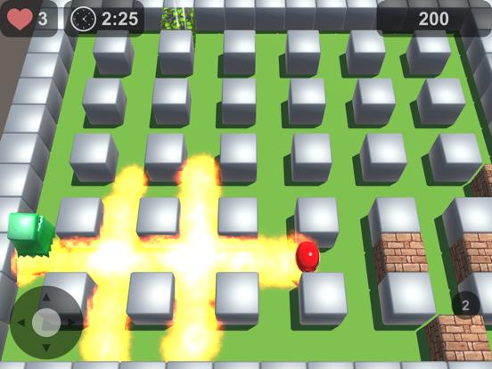 Bomb Hero 3D для iPad