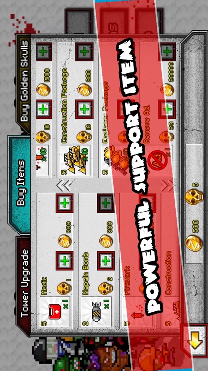Zombie Tower Defence Shooting : Winter is Coming screenshot-4
