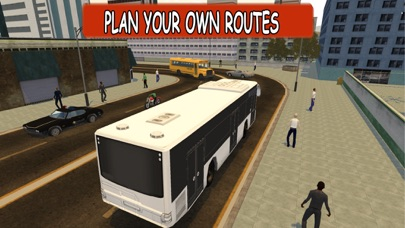 Grand Bus Simulator App 截图