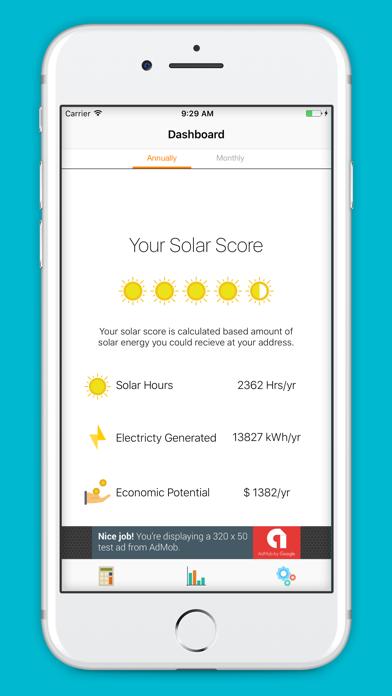 Solar Cal Screenshot