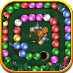 Jungle Marble Shooter