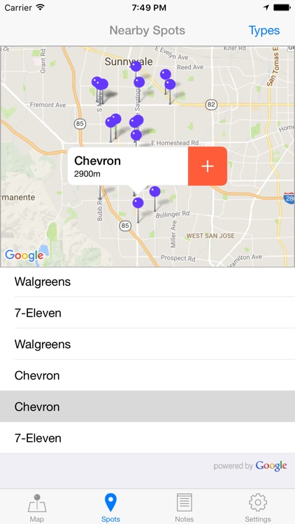 GeoMEMO - Create Your Own Map screenshot-4