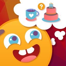 Emoji Guess – Fun Emoticons Puzzle Keyboard Games