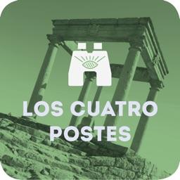 Lookout of Cuatro Postes. Ávila