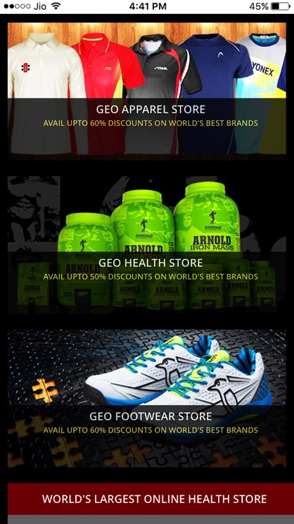SportsGEO by INDIAN TIGERS SPORTS COMPANY PRIVATE LIMITED