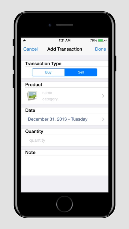 Easy Inventory -Track Manage Control Your Business