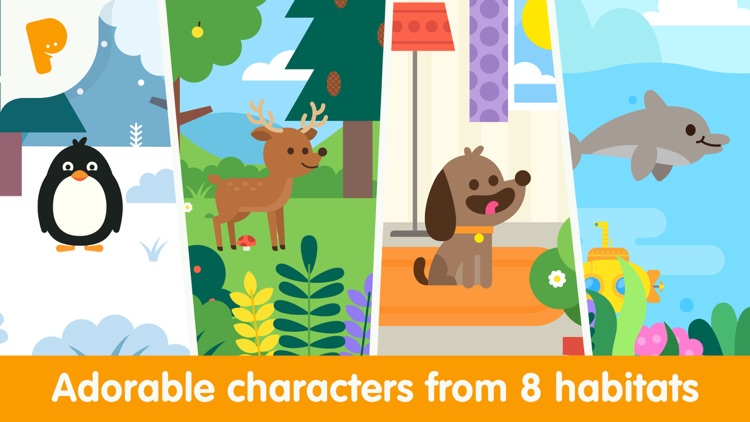 Animal World - Animal Sounds For Babies & Toddlers