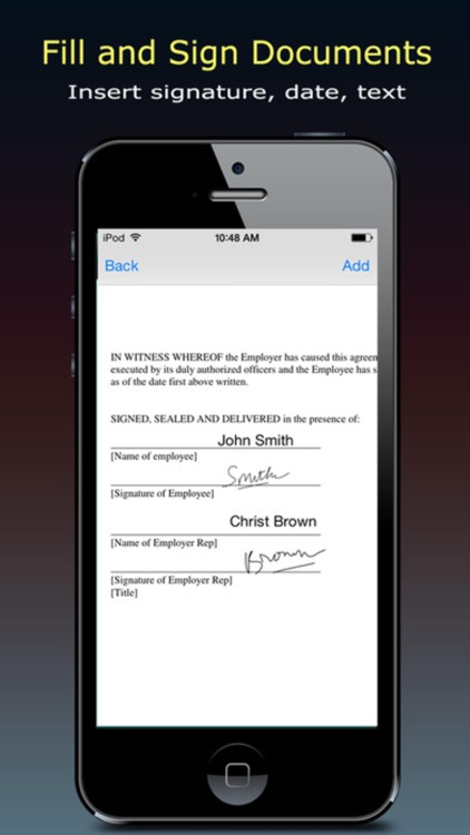 PDF Sign - Easy Adobe Signature Annotate & Forms