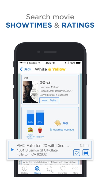 White & Yellow Pages screenshot-3