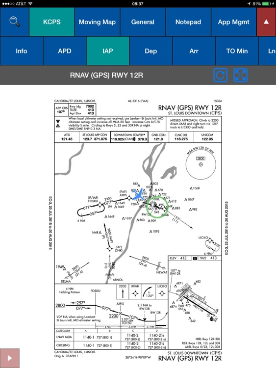 Aero App screenshot-4