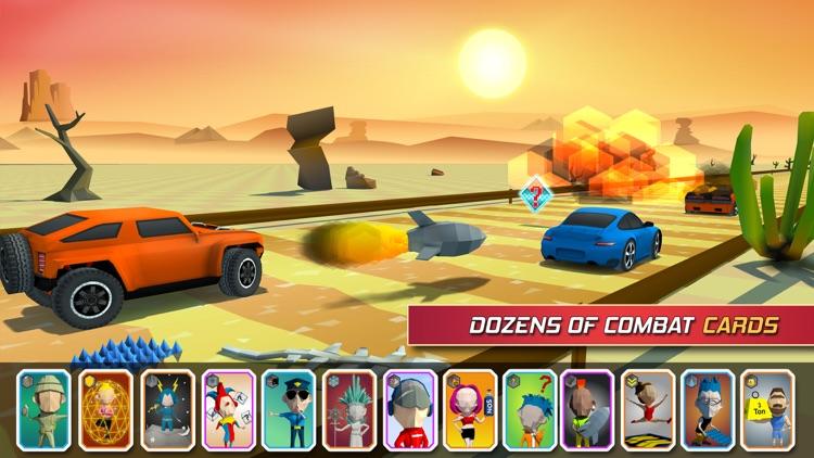 Racing Combat screenshot-4