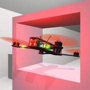 无人机竞速 Drone Racing - Quadcopter FPV racing